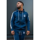 Sinners Attire Poly Hoody-Navy
