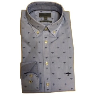 Fynch Hatton Tree Print Shirt