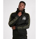 Kings Will Dream Roxberry Poly Taped Hoody-Black/Yellow