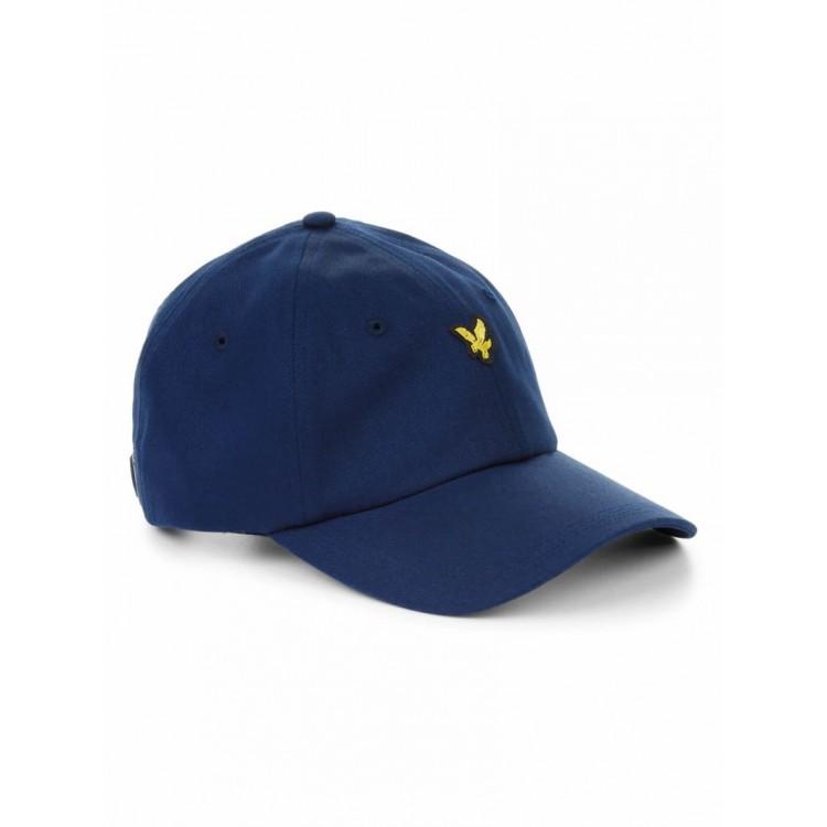 Lyle   Scott Baseball Cap-Navy 1a04360c784