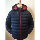 Outrage- Adao Puffer Jacket (Navy)